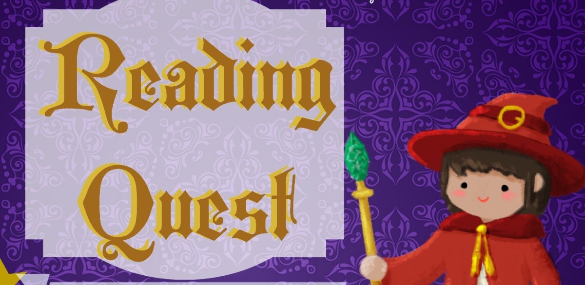 #TheReadingQuest Wrap Up